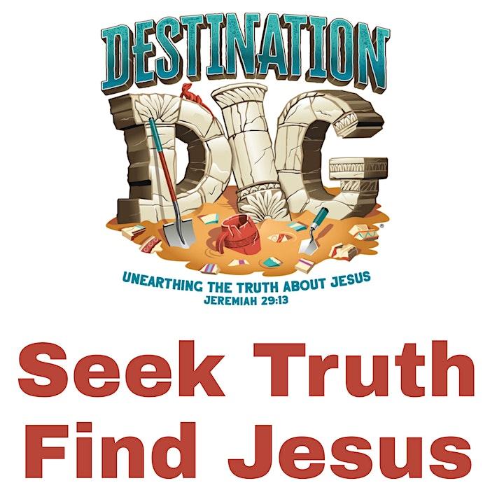 Vacation Bible School 2021 image