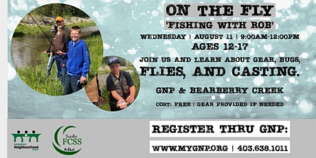 On the Fly 'Fishing With Rob' tickets