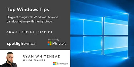 Top Windows Tips tickets