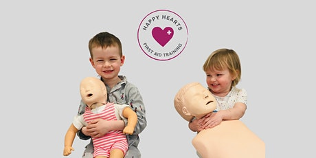 Baby & Child First Aid in Beaconsfield tickets