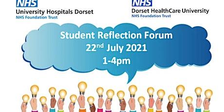 Student Reflective Forum tickets