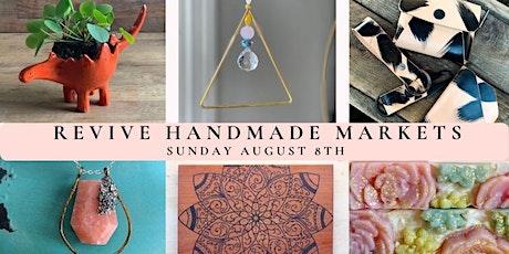 Revive Handmade Markets Summer Series tickets