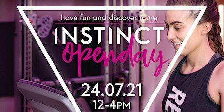 Instinct Gym & Wellbeing Open Day tickets