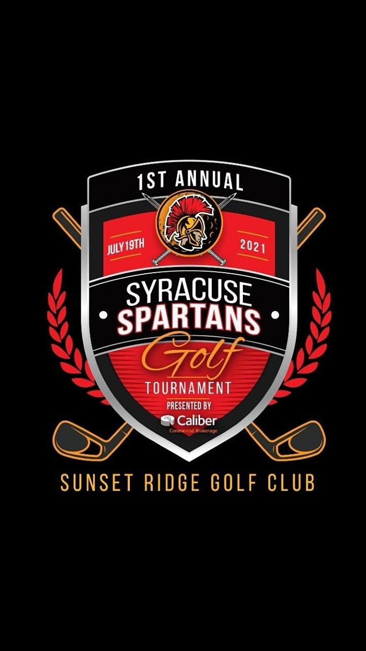 Spartans 2021 Golf Tournament Presented by Caliber Commercial Brokerage image