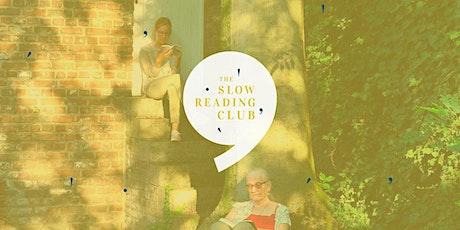 Slow reading club de Huy - Moulin de Ferrières à Lavoir billets