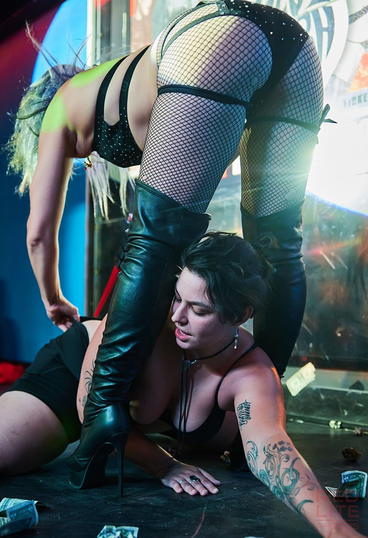 July Virtual SlutChurch: Metal Burlesque & Gogo image