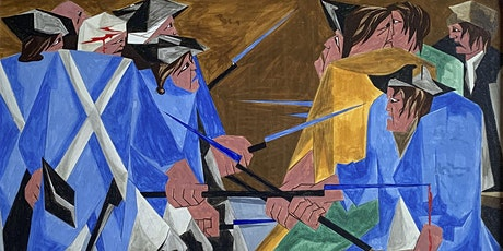 The American Struggle Exhibition by Jacob Lawrence - Behind the Scenes biglietti