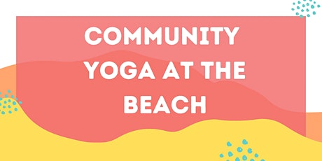Yoga at the Beach tickets