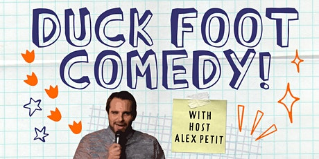Duck Foot Miramar July Comedy Night! July 30, 2021 tickets
