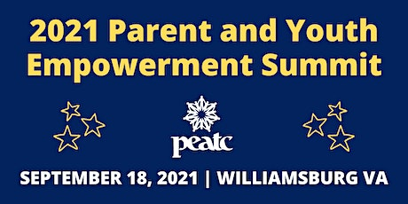 2021 PEATC Parent and Youth Empowerment Summit tickets