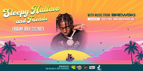 SLEEPY HALLOW + Friends! - Rolling Loud Weekend tickets