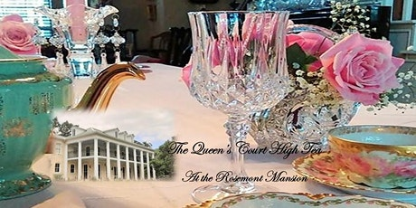 High Tea at the Rosemont Mansion tickets