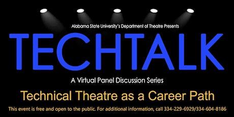 "Alabama State University ""Tech Talk""  Series biglietti"