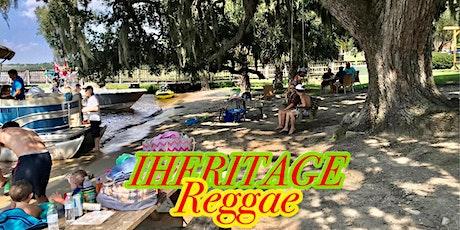 IHeritageBand Live! REGGAE Beach Sunset tickets