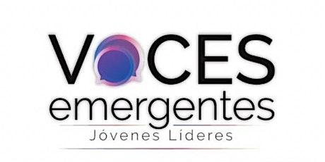 4ta Edición del programa Voces Emergentes entradas