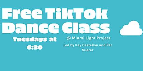 The Movement: Tiktok Dance Class[FREE CLASS] tickets