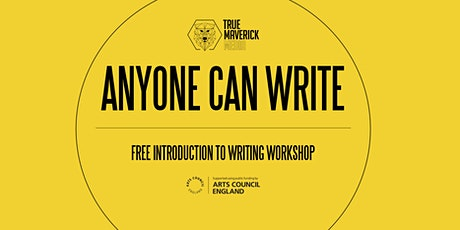 FREE INTRODUCTION TO WRITING BOOTCAMP - FOR NOVICE AND INTERMEDIATE WRITERS tickets