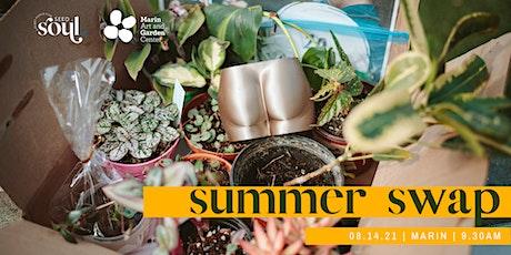 Marin Summer 2021 Plant Swap tickets