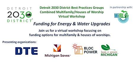 Detroit 2030 Best Practices Group tickets
