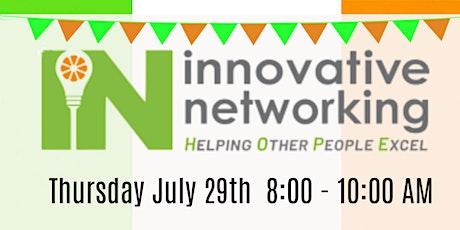 Innovative Networking  - Community Invitation Breakfast tickets