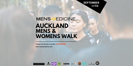Mens Medicine WALK | AUCKLAND | Male and Female (mixed) tickets