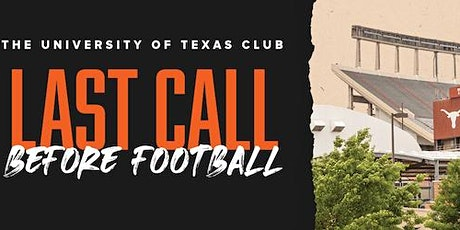 2021 Last Call Before Football tickets