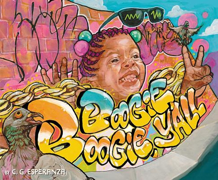 Boogie Down Storytime and Author Event at Morning Glory Garden (August 14) image