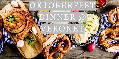 Oktoberfest Dinner + Live Music! tickets