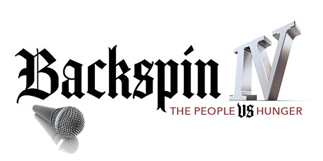 """BACKSPIN IV   """"The People Vs. Hunger"""" tickets"""