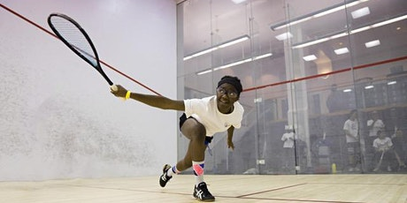 FREE Adult Squash Community Event tickets