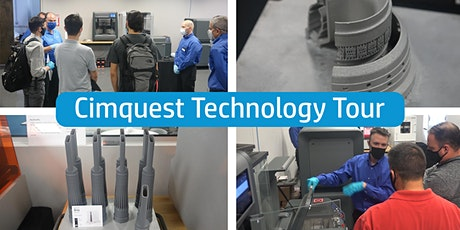 Cimquest New England Technology Tour - Sept.15th (Tours from 9AM - 5PM) tickets