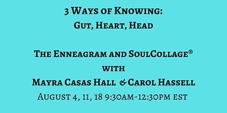 Ways of Knowing Through the Enneagram and SoulCollage® tickets