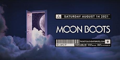 MOON BOOTS tickets