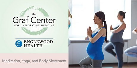 Prenatal Yoga and Meditation (8-week series) - Beginning November 2021 tickets
