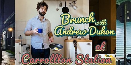 Brunch with Andrew Duhon tickets