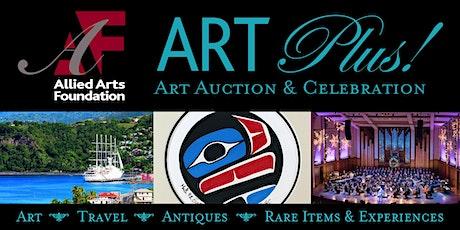Art Plus! Auction & Celebration tickets