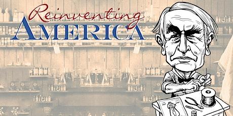 Thomas Edison Discussion with Hank Fincken (Chautauqua performer) tickets