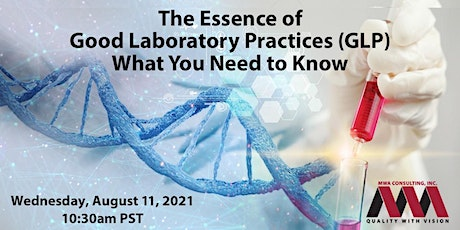 The Essence of Good Laboratory Practices (GLP): What You Need to Know tickets