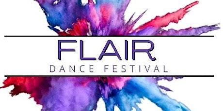 Flair Dance Festival tickets
