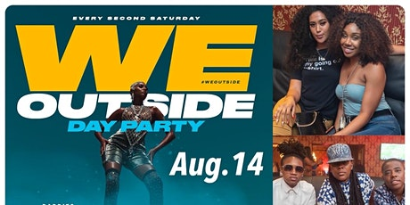#WeOutside Day Parties tickets