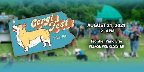 2021 Corgi Fest tickets