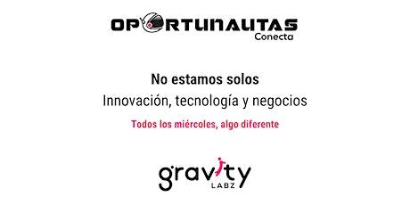 #Oportunautas Conecta ingressos