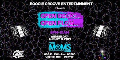 Open Decks... Open Flow...