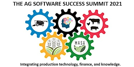 Agricultural Software Success Summit 2021 tickets