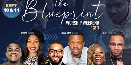Blueprint Worship Weekend 2021 tickets