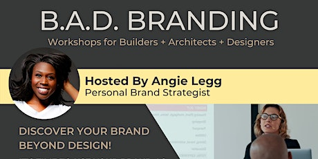 Branding Workshop for Builders, Architects, and Designers. tickets
