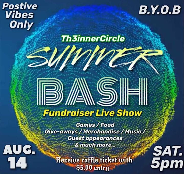 Th3InnerCircle Summer Bash Live! image