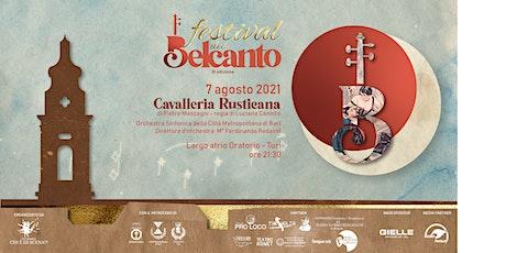 """""""Cavalleria Rusticana"""" di Pietro Mascagni, regia di Luciano Cannito biglietti"""