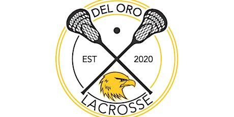Del Oro Lacrosse Summer Camps tickets