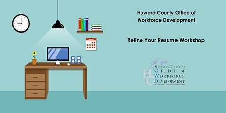 Refine Your Resume Workshop tickets